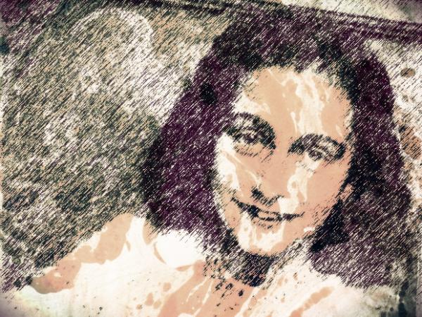 Anne Frank par ArtLover99